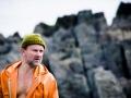Beachcomber (Hugh Bonneville) © 2010 Western Edge Pictures