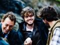Miles (JJ Feild), Davy (Tom Burke), Bill (Adam Robertson) © 2010 Western Edge Pictures